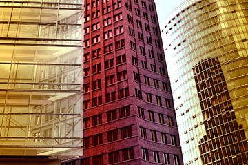 Potsdamer Platz  von Violetta Honkisz