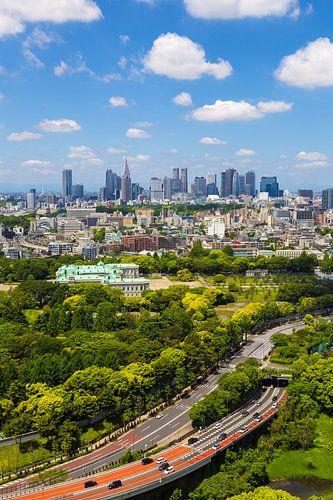 TOKYO 22 van Tom Uhlenberg