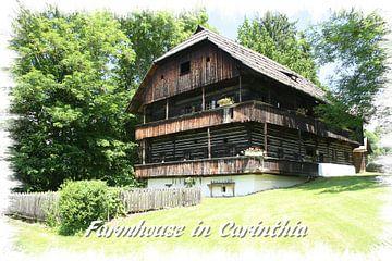 Bauernhaus in Kärnten von hako photo