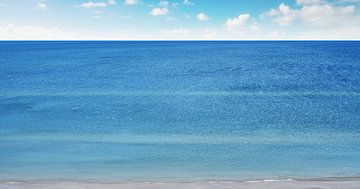 Blaues Meer von BVpix