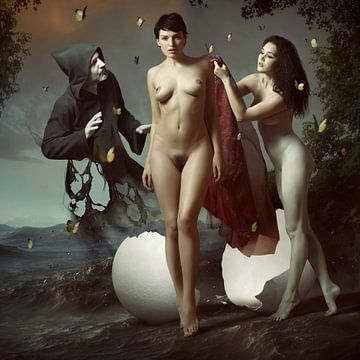 Nascita di Venere, igor_voloshin von 1x