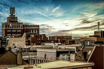 Dortmund Skyline De U van Johnny Flash