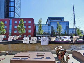 Kunstige was in Leeuwarden van Tineke Laverman