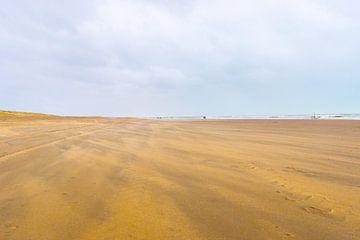 Scheveningen Strand van Brian Morgan