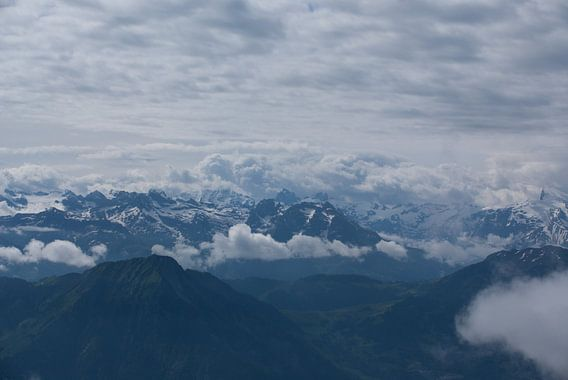 De alpen van Studio  Milaan