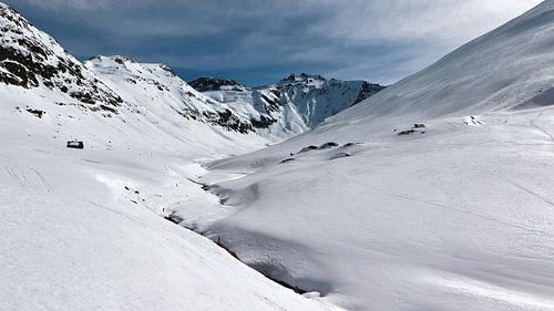 Jufer Alpa - Juf - Graubünden - Zwitserland van