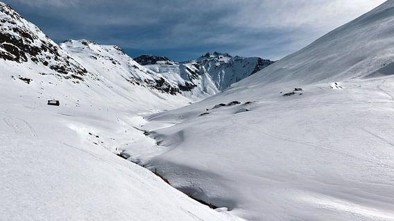 Jufer Alpa - Juf - Graubünden - Zwitserland