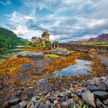 Eilean Donan Castle van Lars van de Goor