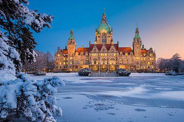 Stadhuis van Hannover van Michael Abid