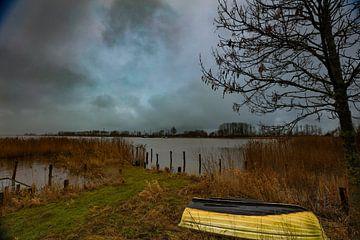 Boot Zoutkamp von Henk Cruiming
