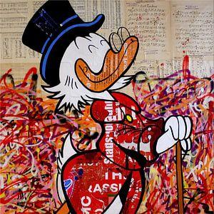 Dagobert for president (make Duckburg great again)