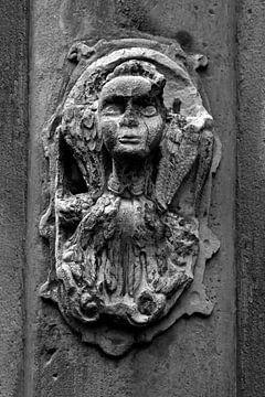 Steinrelief von Norman Krauß