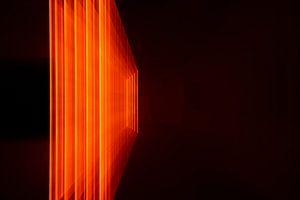 Orange Rahmen 3 von Christel Bekkers