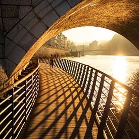 Pont Bonaparte van Sander van der Werf