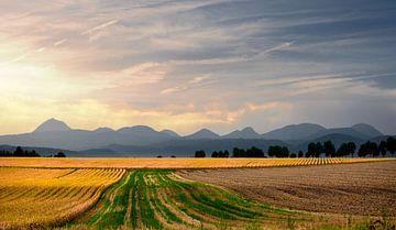 Volcans d'Auvergne sur