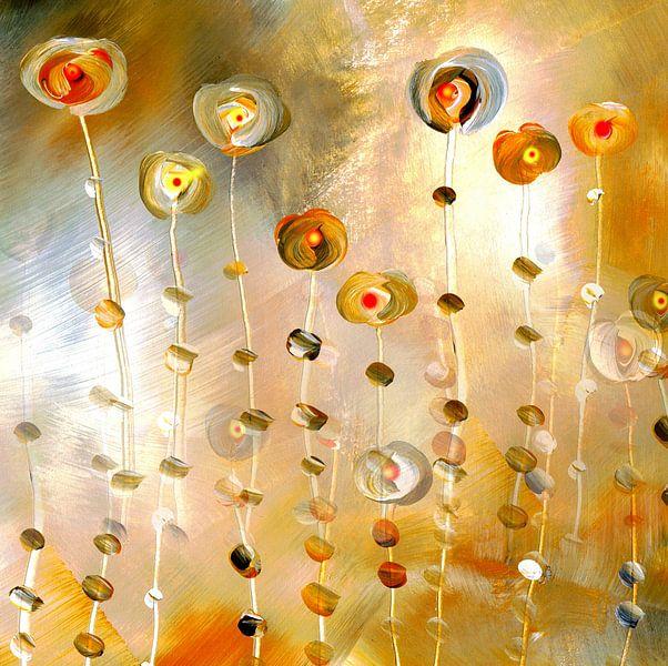 Golden Eye van Katarina Niksic