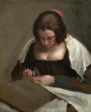 Die Nadelfrau, Diego Velázquez