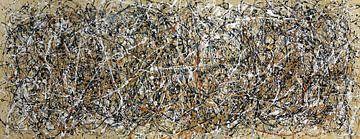 Lyrische abstractie V van Jerome Coppo