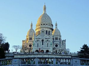 Sacre-Coeur, Montmartre