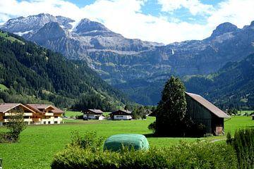 Wildstrubel in Zwitserland van Cees Laarman
