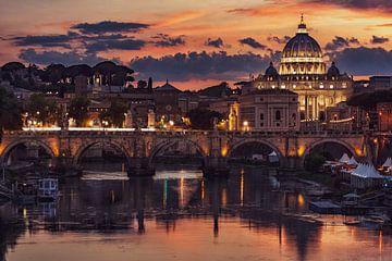 Petersdom Rom von Ronne Vinkx