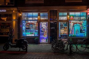 Bobo shop Amsterdam van Gerard Koster Joenje (Vlieland, Amsterdam & Lelystad in beeld)