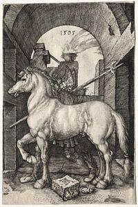 Das kleine Pferd, Albrecht Dürer