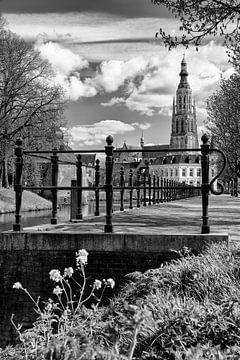Der Zaun von Breda Spanjaardsgat