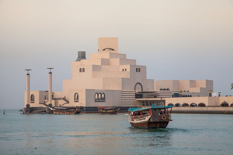 Museum für arabische Kunst, Doha van Jan Schuler
