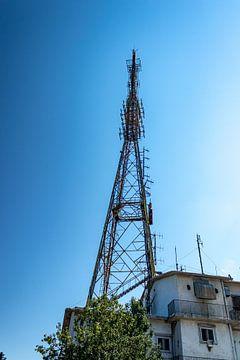 Radio toren von Dennis Kluytmans