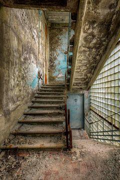 Stairway sur Henny Reumerman
