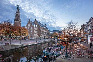 Nieuwe Rijn, Leiden sur Jordy Kortekaas