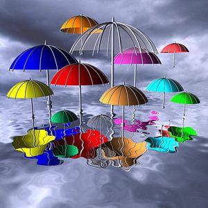 es gibt kein falsches Wetter