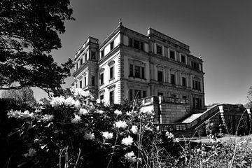 Klassieke architectuur (zwart-wit)