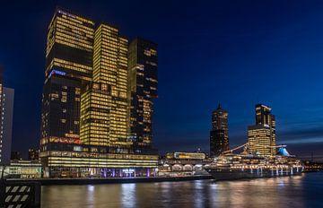 Eine Nacht in Rotterdam von Claudio Duarte