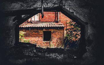 Ein Haus im Wald - Blair Witch Project mit einsame Clowns im Horror Haus von Jakob Baranowski - Off World Jack