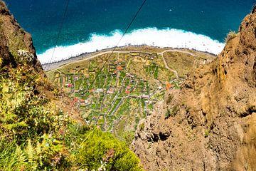 Achadas da Cruz, Madeira sur