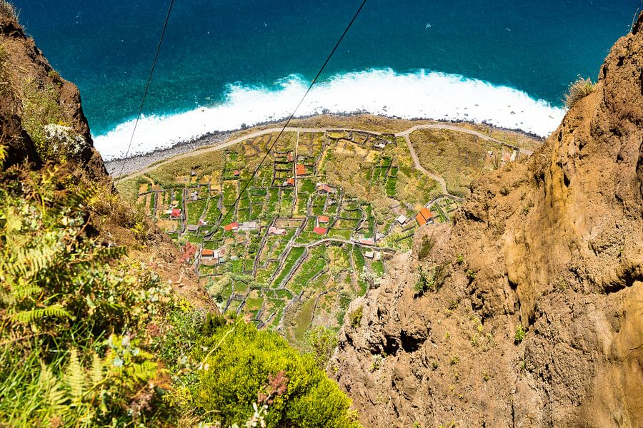 Achadas da Cruz, Madeira van Michel van Kooten