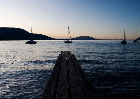 Italiaans meer van Thijs Schouten