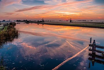 Zicht op Hoogmade van Kees van den Burg