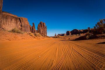 Monumental Utah USA von Theo van Woerden