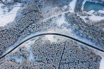 Winterberg, Duitsland von Thomas Bartelds