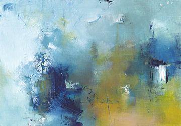 Verschneite Landschaften von Maria Kitano
