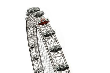 London Eye von Joram Janssen