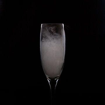smoky glass van Shadia Bellafkih