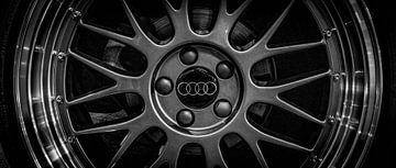 Audi S3-Rad von Joram Janssen