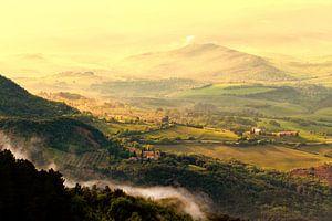 Vermoeid landschap von Marianne Dirix