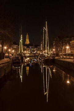 Winter Welvaart in Groningen. van Greet ten Have-Bloem