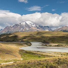 Torres del Paine van Trudy van der Werf