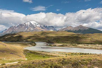 Torres del Paine von Trudy van der Werf